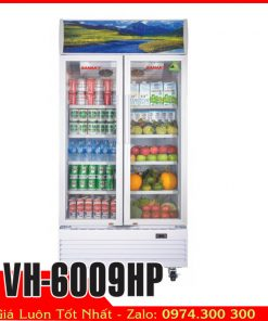 tủ mát 600 lít sanaky VH-6009hp