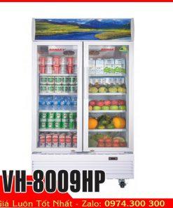 tủ mát 800 lít sanaky VH-8009Hp ướp nước ngọt