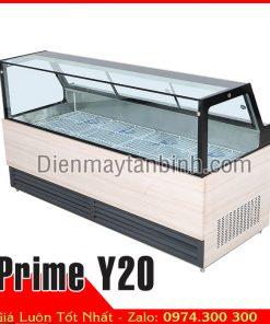 Quầy lạnh trưng bày thức ăn Prime Y20 dài 2 mét
