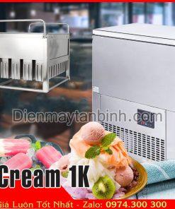 máy làm kem ký kem cây kem ống 80 cây/giờ công suất nhỏ