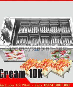 máy sản xuất kem cây công nghiệp, kem ống cà rem