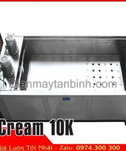 Icream 10K | Máy làm kem cây 800 cây/giờ, Máy sản xuất kem ký, cà rem, kem ống