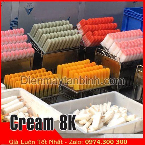 khuôn kem inox 40 cây giá rẻ máy sản xuất kem