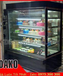 bán tủ bánh cũ 5 tầng 1m8 giá rẻ